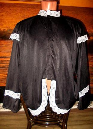 Рубашка для маскарада или танцев размер м/l