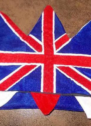 Колпак маскарадный для фана великобритании
