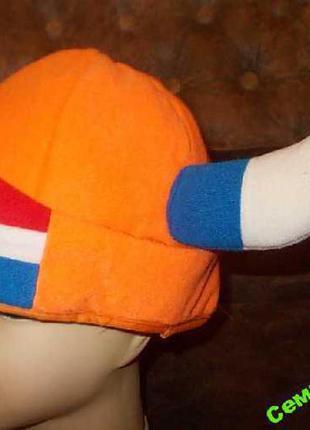 Маскарадный головной убор с бубенцами нидерланды фан-сектор