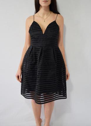 Платье (новое, с биркой) ax paris