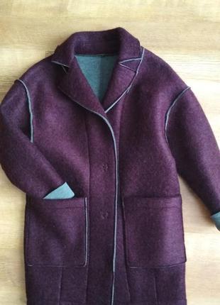 Крутое пальто, ручная работа