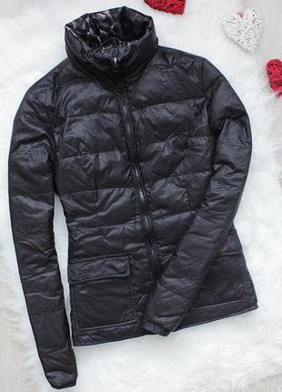 Отличная пуховая двусторонняя курточка от ltb (осень,весна)