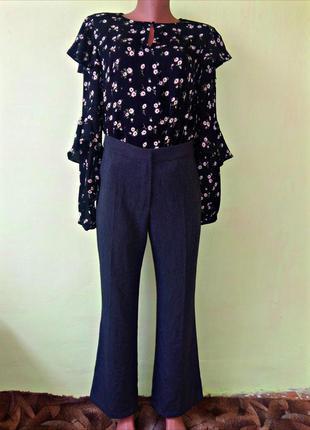 Супер брюки отличного качества фирменные классический стиль