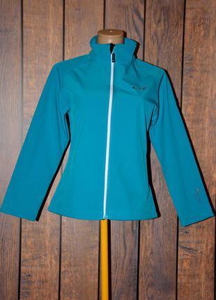 Куртка на флисе soft shell на рост 158