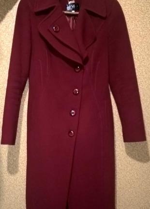 Стильное деловое пальто