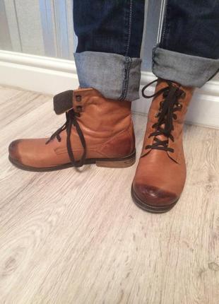 Осенние ботинки bama