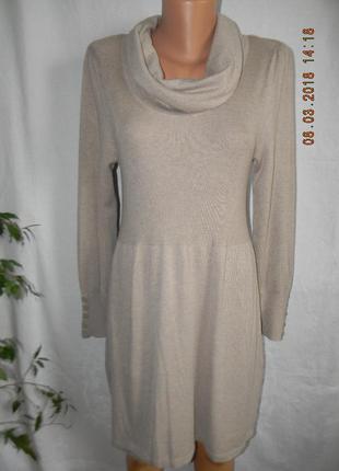 Новое теплое платье george