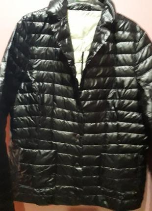 Невесомый пуховый пиджак