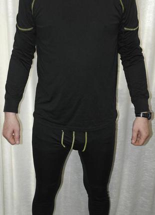 Workwear protective clothing мужской комплект кальсоны лонгслив штаны поддева