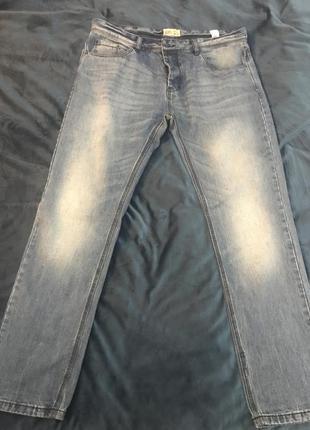 Мужские джинсы sevenlemon размер l