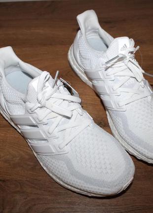 f34c5ce5 Мужские кроссовки для бега adidas ultra boost triple white aq5929 ...