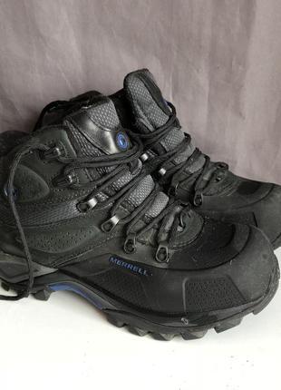 Супер теплые треккинговые ботинки merrell 39-40