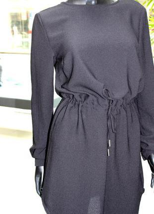 Стильное платье на кулиске vila