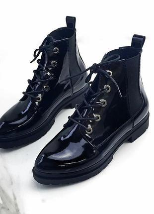 Зимние ботинки point g shoes