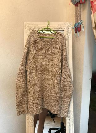 Базовый свитер zara