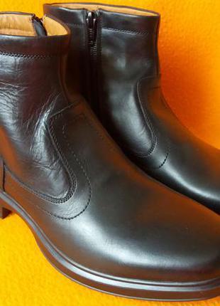 Ботинки geox джеокс tex р. 39 стелька 26, 5см