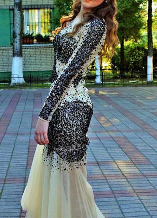 Випускне вечірнє плаття выпускное платье