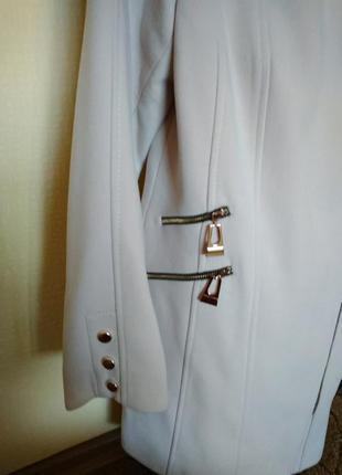 Шикарное пальто кашемировое