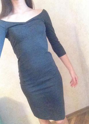 Очень крутое платье zara