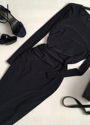 Элегантное миди платье