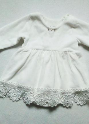 Новое платье-бодик няня на крестины, фотосессию, праздник