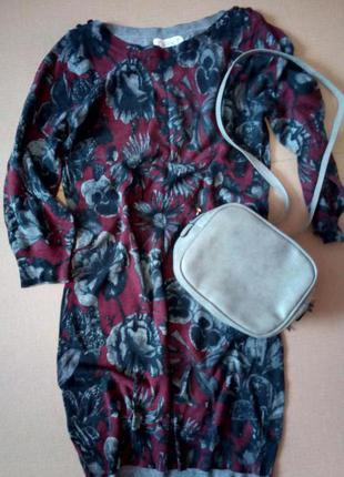 Короткое платье-туника