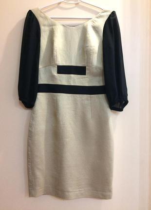 Нарядная модель платья для женщины или девушки!