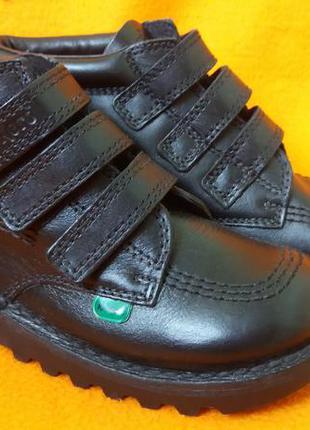 Ботинки kickers кикерс р.33 стелька 21 см