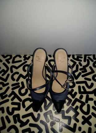 Лодочки босоножки туфельки р.37