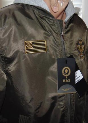 Весенняя курточка пилот торг