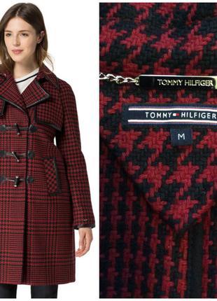 Стильный дафлкот шерсть полупальто duffle coat 🧥 шикарного качества