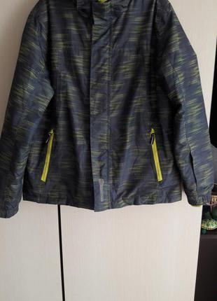 Спортивная лыжная куртка crivit sports