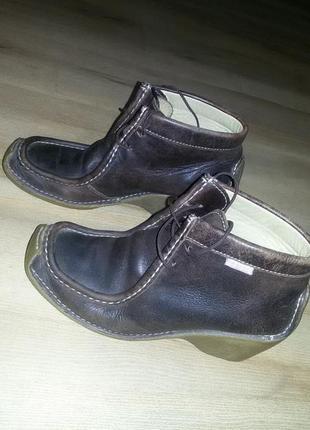 Ботильйоны kickers*ботинки