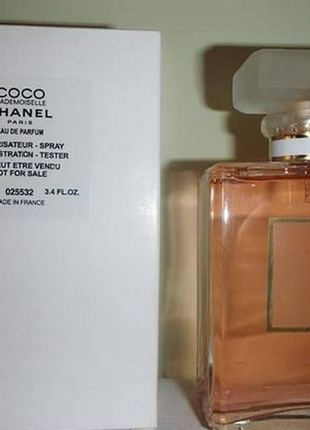 Тester chanel coco mademoiselle