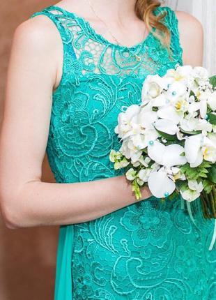 Шикарное платье дружки или на выпускной