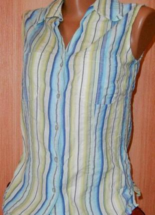 Рубашечка полосочка