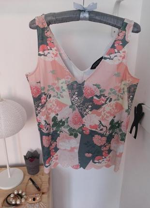 Блуза очень красивая dorothy perkins