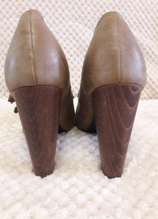Женские высокие туфли ботинки ботильёны4 фото