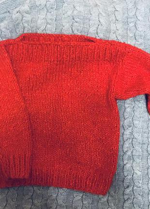 Невероятный свитер ручной работы❤️😍