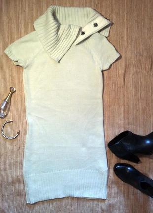 Вязаное платье  tally weijl