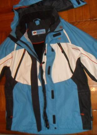 Костюм tcm г/лыжный ( сноубордерский ) , размер 52-54 ( l-xl )