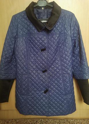 Куртка стеганная деми р.42-44
