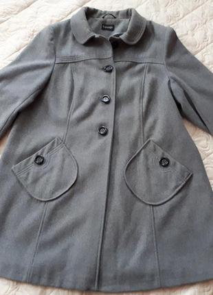 Пальто кашемір полупальто george