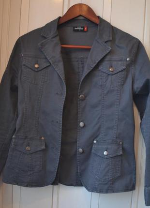 Gina benotti стильный пиджак