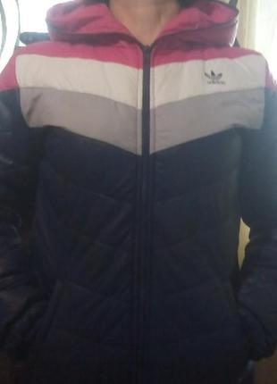 Женская  весенняя /осенняя  куртка (спортивная)