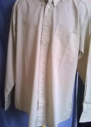Практичная  офисная  рубашка   от fosters, 15 ½  размер