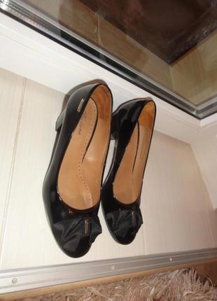 Туфли кожаные торг