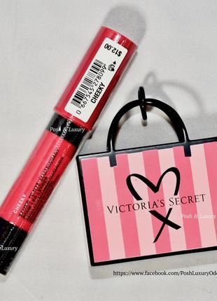 Victoria's secret. блеск, бальзам для губ виктория сикрет. cheeky. gloss balm, lip tint