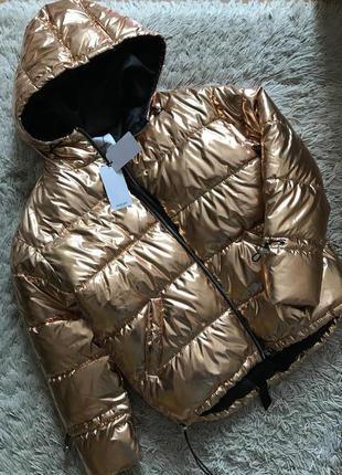 Новая куртка mango с бирками
