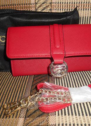 Кошелек-клатч из экокожи passion wallet on a chain